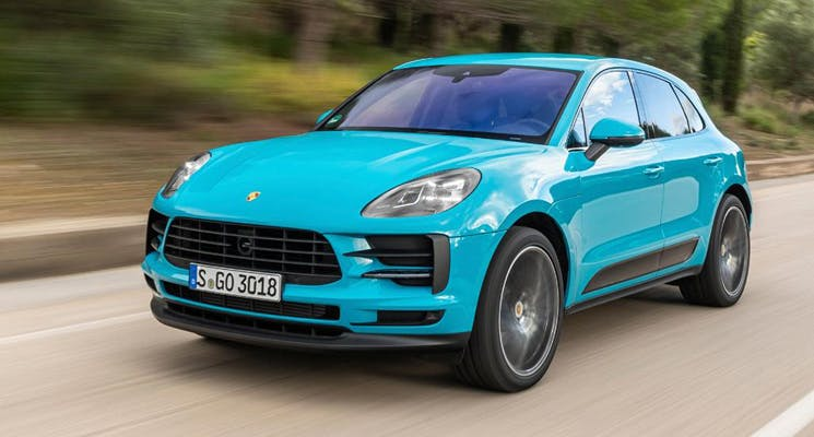 The 2019 Porsche Macan Is Now Available For Sale In Dubai