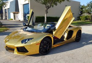 gold used cars