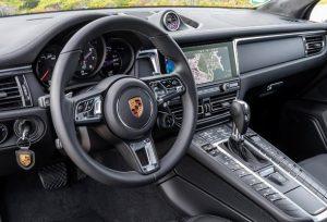 interior used car