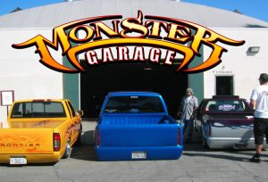 monster garage used cars in Abu Dhabi
