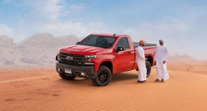 2019 Chevrolet Silverado Arrives with Exclusive Trims for the UAE!