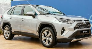 2019 Toyota RAV 4 Released in UAE!
