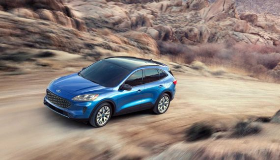 2020 Ford Escape Comes with a Makeover and Two Hybrid Options!