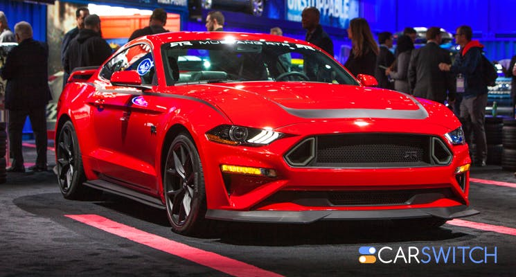 2020 Shelby Gt500 Is The Fastest Ford Mustang Carswitch