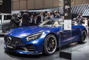 AMG GTR cars for sale