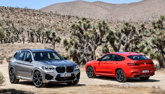 BMW X3 M and X4 M Have Been Unveiled!