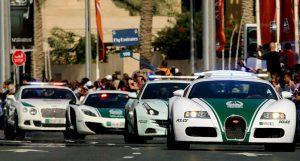 Welcome Porsche Panamera Turbo 4S to the Dubai Police Fleet!