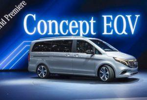EQV car for sale in Abu Dhabi