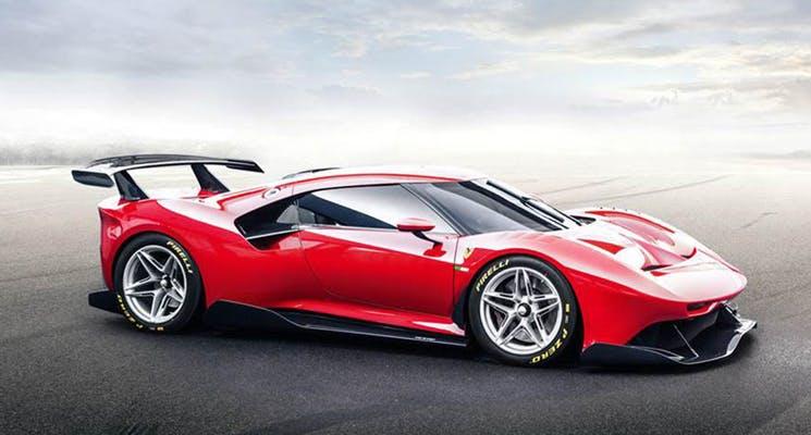 Ferrari one-off car for sale