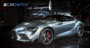 First Edition 2020 Toyota Supra Sold for a Staggering $2.1 Million!