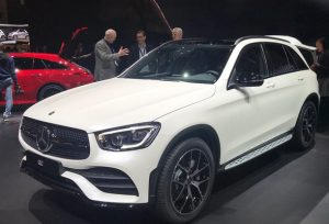 Mercedes Debuts 6 Cars for Sale at the Geneva Motor Show