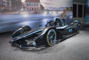 Mercedes Electric Race cars for sale in Abu Dhabi