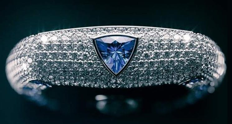 862989e22f05 The Most Expensive Car Key in the World Is Studded With Diamonds ...