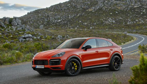 Here's Everything You Need to Know About the All-New Porsche Cayenne Coupe!