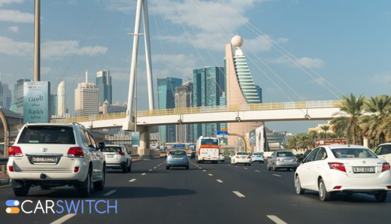 Responsible Road users rewarded in the UAE!