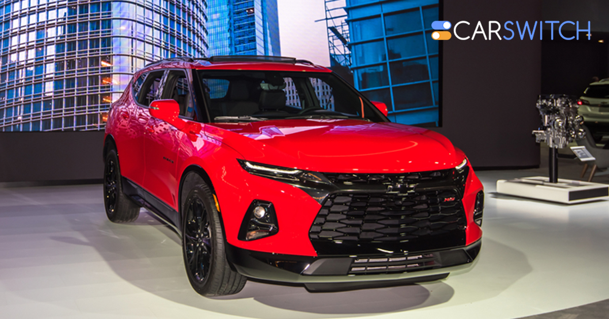 The Reborn Chevrolet Blazer Is Coming Soon To The Uae Guides To Buy And Sell Any Car In Dubai Uae