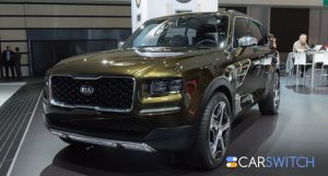 Kia Telluride - the First Full-Size SUV by Kia!