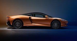 McLaren GT Supercar Finally Debuts With 620 HP