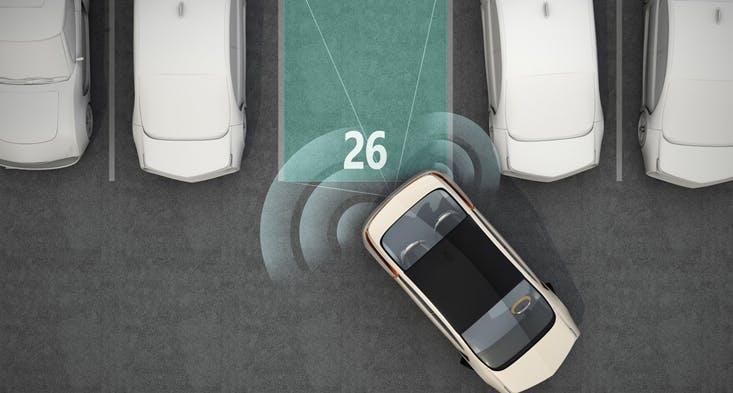 Parking sensors - car for sale in Dubai