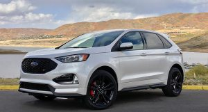Ford Edge ST 2019 Arrives in UAE
