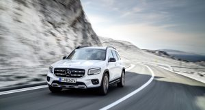 Introducing the All-New Mercedes GLB-Class!
