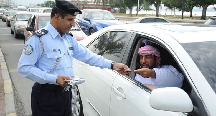 Abu Dhabi Police Crack Down on Illegal Cabbies