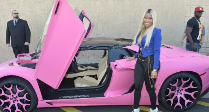 Nicki Minhajcars for sale