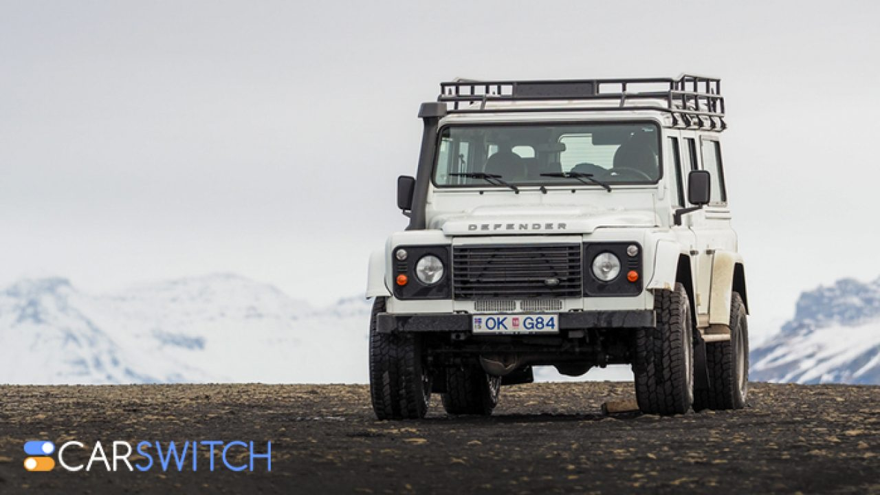 2020 Land Rover Defender Leaked Ahead of Its Debut