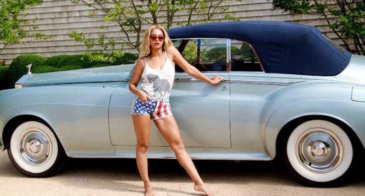 1. Beyonce cars for sale