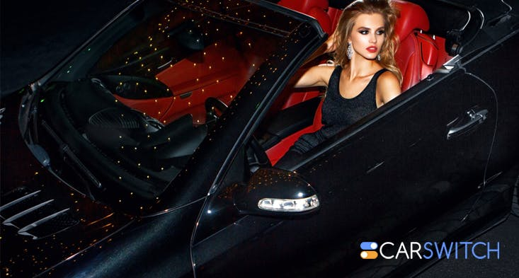 5 female celebrities who love their cars!