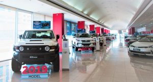 Al-Futtaim Toyota Opens a New Facility in Sharjah