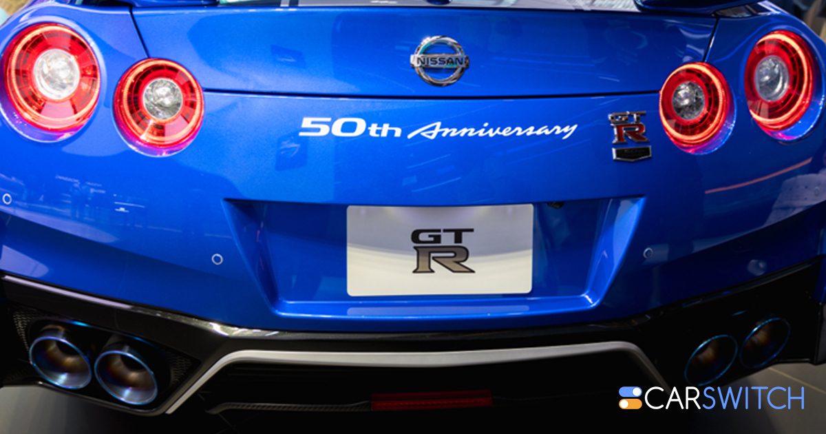 are you ready for the 2020 nissan gt-r 50th anniversary edition