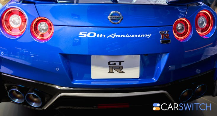 Are you ready for the 2020 Nissan GT-R 50th Anniversary Edition used cars Dubai