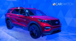 2020 Ford Explorer's New Tires Fix Themselves!