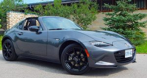2019 Mazda MX-5 Miata Essentials