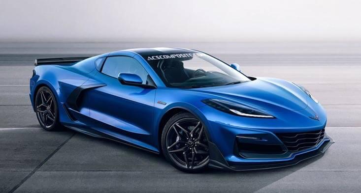 Mid-Engine 2020 Chevrolet Corvette C8 has been Unveiled ...