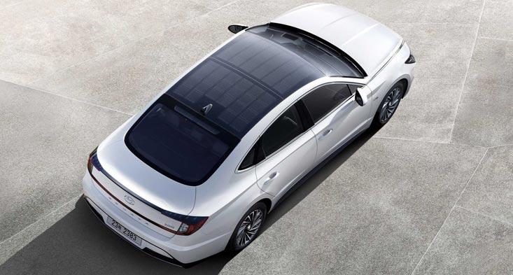 solar roof sell car in Abu Dhabi