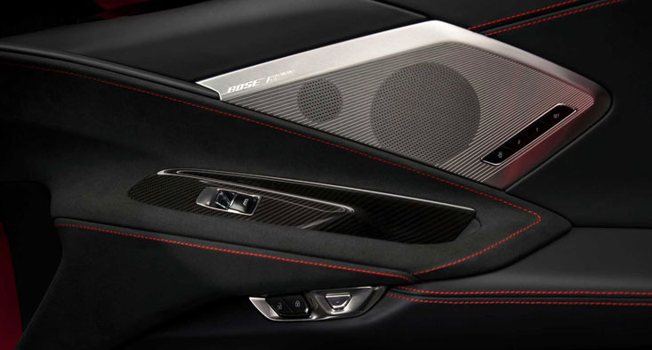 Bose sound system used car in Dubai