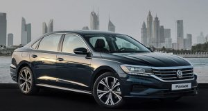 2020 Volkswagen Passat Is Now in the UAE!