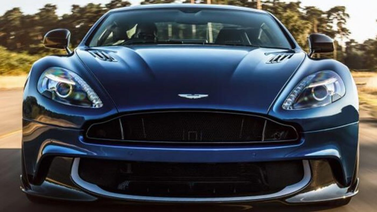 Aston Martin Vanquish May Offer A Manual Variant Carswitch