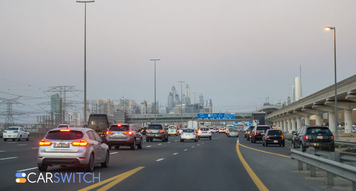 Traffic Management Plan for your used car Dubai over Eid-ul-Azha holidays in Dubai