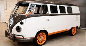Volkswagen's Type 20 Concept Is a Retro-Futuristic EV