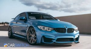 BMW reveals M4 edition M Heritage