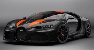 Bugatti Chiron Prototype Becomes the World's Fastest Production Car!