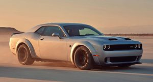 2019 Dodge Challenger Hellcat Redeye with Greater Horsepower Makes Its Way into the UAE!