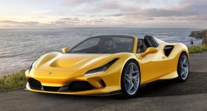 Ferrari F8 Drop-Top Version Comes with 710 Hp!