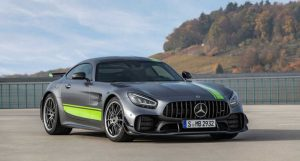 Mercedes-AMG GT Black Series will Have the Most Powerful V8 Ever!