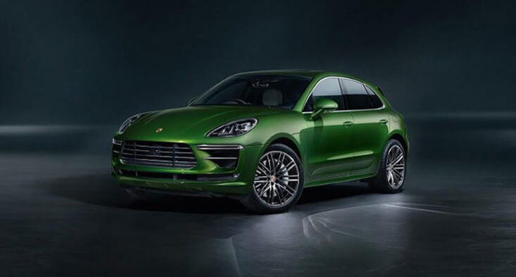 The return of the mighty Porsche Macan Turbo!