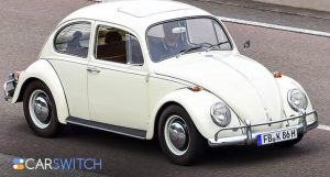 Volkswagen gives the Classic Old Beetle an Electric Makeover!