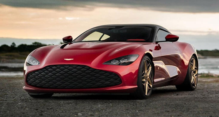 Everything You Need to Know About the Aston Martin DBS GT Zagato Deal!